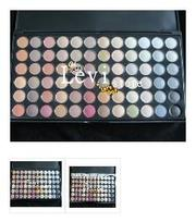 72 Warm Color Neutral Eye Shadow Makeup