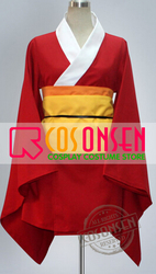 Gintama Yoshiwara Ver. Kugura Cosplay Costume