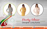 Ravishing outfit,  Kurtis --from Handicrunch