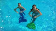 Find magical kids mermaid tails in Canada at Fantasyfin.com