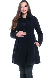 Celebrate Winters With Maternity Coats & Sweaters