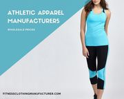 Get In Touch With Fitness Clothing For Bulk Apparel Needs