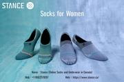Women's Socks Canada | Buy Women Socks Online