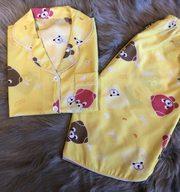 New bear pyjamas women's